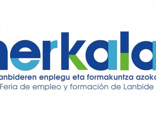 Merkalan, feria de empleo y formación de Lanbide